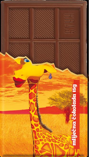 Životinjsko carstvo – žirafa